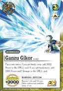 Ganzu Gikoru card