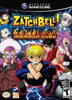 Zatch Bell! Mamodo Fury (GameCube)