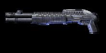 W m Shotgun SPAS 12 측면