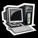 Suburbia Computer-icon