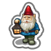 Peaceful Living Garden Gnome-icon