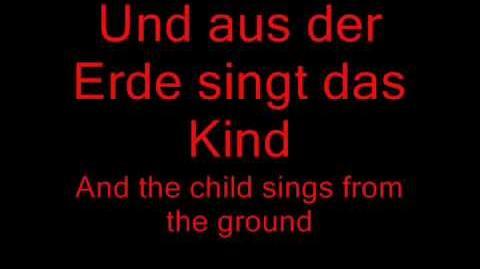 Spieluhr - Rammstein Lyrics and English Translation