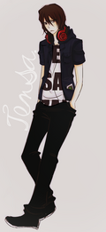 Tensa zangetsu casual outfit by homaki-d30mu4k