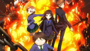 Accel World WP