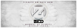 Moment of Clarity Tour banner