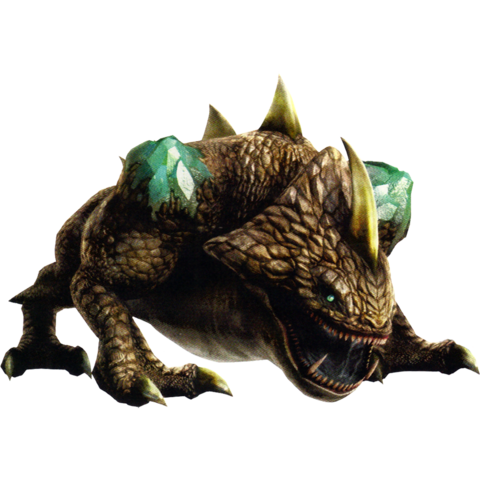 File:Hyrule Warriors King Dodongo Era of the Hero of Time (OoT Design).png