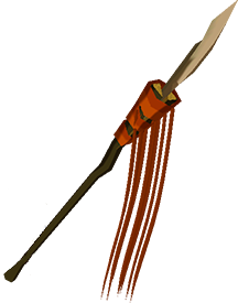 File:The Wind Waker Enemy Weapons Long Spear (Render).png
