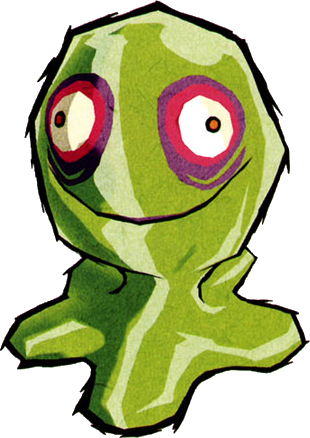 File:Green ChuChu (The Wind Waker).png