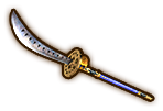 Hyrule Warriors Naginata Guardian Naginata (Level 1 Naginata)