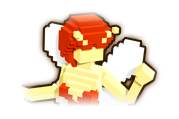 Hyrule Warriors Great Fairy 8-Bit Fairy (Icon)