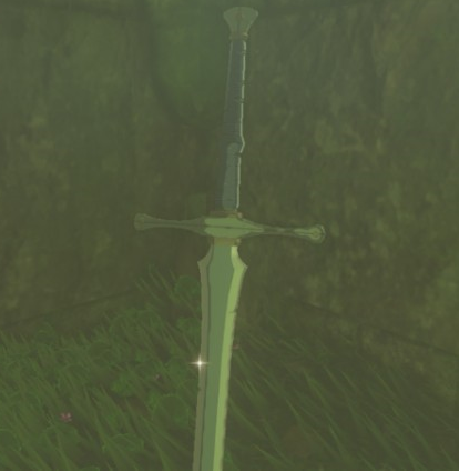 File:Breath of the Wild Soldier's Equipment Soldier's Claymore (Faron Tower).png