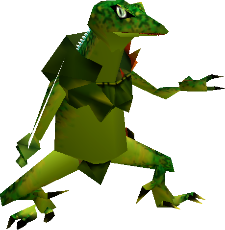 File:Lizalfos (Ocarina of Time).png