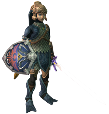 File:Twilight Princess Tunics Zora Armor (Render).png