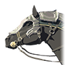 File:Breath of the Wild Key Items (Knight of Hyrule Horse Gear) Knight's Bridle (Icon).png