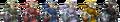 Link Palette Swaps (Super Smash Bros. Brawl).png