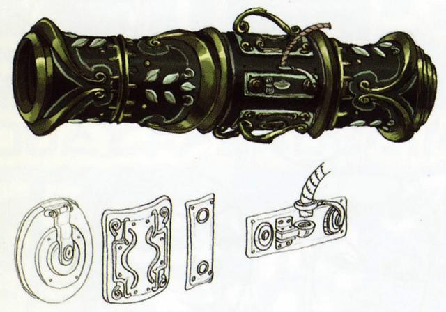 File:Twilight Princess Artwork Auru's Cannon (Concept Artwork).png
