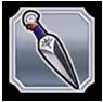 File:Hyrule Warriors Materials Sheik's Kunai (Silver Material).png