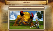 Hyrule Warriors Legends Tutorials Giant Bosses (Tutorial Picture)