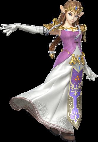 File:Zelda (SSB 3DS & Wii U).png