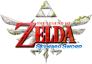 The Legend of Zelda - Skyward Sword (logo)