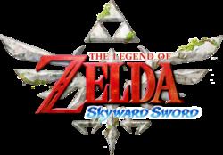 The Legend of Zelda - Skyward Sword (logo)