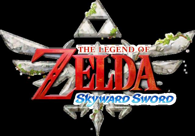 File:The Legend of Zelda - Skyward Sword (logo).png