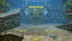 Goron Shrine