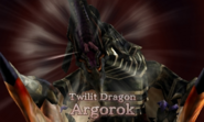 Hyrule Warriors Legends Giant Boss Twilit Dragon, Argorok (Battle Intro)