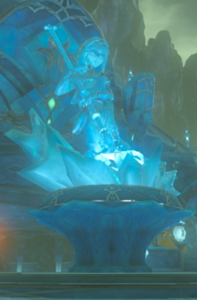 File:Breath of the Wild Locations Memorial Statue of Zora Princess Mipha (Zora's Domain).png