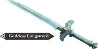Goddess Longsword