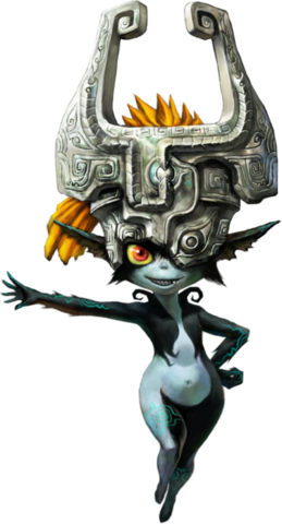 File:Twilight Princess HD Artwork Midna (Official Artwork).png