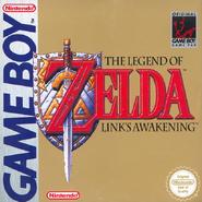 The Legend of Zelda - Link's Awakening (PAL)