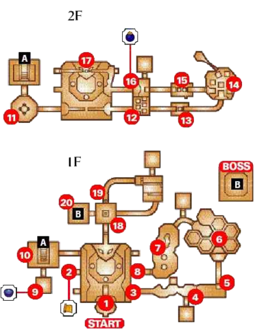 File:Dodongo's Cavern Map.png