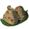 File:Breath of the Wild Food Dish (Rice Balls) Mushroom Rice Balls (Icon).png