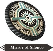 Hyrule Warriors Mirror Mirror of Silence (Render)