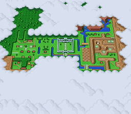 BS Zelda Kodai no Sekiban map Week 2