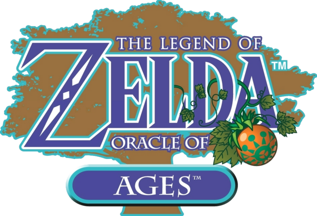 File:Oracle of Ages Logo.png