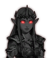 Hyrule Warriors Princess Zelda Dark Zelda (Dialog Box Portrait)