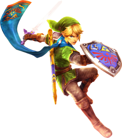 File:Link Master Sword (Hyrule Warriors).png