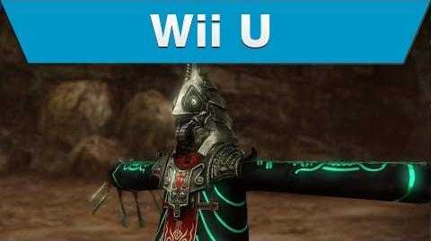 Wii U -- Hyrule Warriors Trailer with Zant and a Scimitar