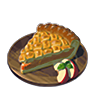 Breath of the Wild Food Dish (Pies) Apple Pie (Icon).png