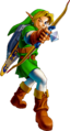 Link with Fairy Bow