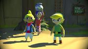 Characters (The Wind Waker Wii U)