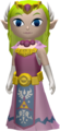 The Wind Waker Figurine Princess Zelda (Render)
