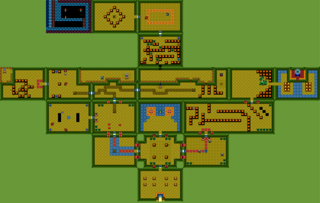 File:Gnarled Root Dungeon Map.png