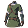 Breath of the Wild amiibo Rune Items (Twilight Hero's Clothes Armor Set) Tunic of Twilight (Icon).png