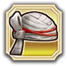 File:Hyrule Warriors Materials Sheik's Turban (Gold Materials drop).png