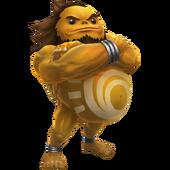 Hyrule Warriors Legends Darunia Standard Outfit (Great Sea - PH Biggoron Recolor)