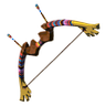 File:Breath of the Wild Rito Bows Swallow Bow (Icon).png