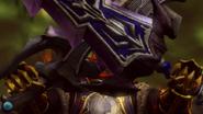 Hyrule Warriors Great Swords Swords of Darkness (Victory Cutscene X)